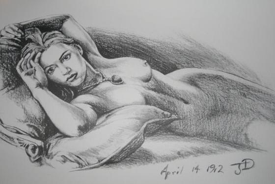 """7 curiosidades envolvendo o famoso retrato de Rose, do filme """"Titanic"""""""